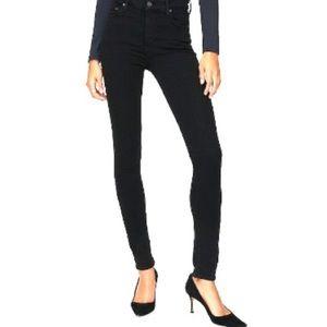 COH Rocket High Rise Skinny Black Jeans Sz 25